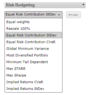 Risk Budgeting Strategies